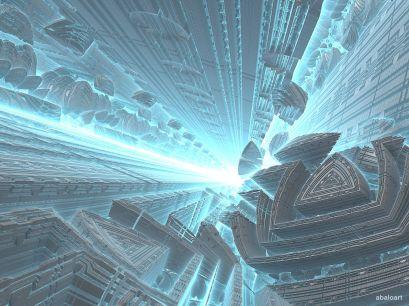 fractal de la eternidad